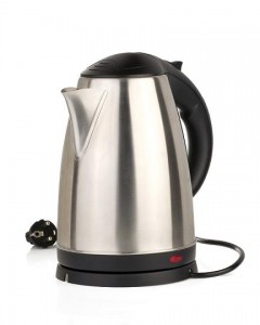 Kettle types: cordless kettles, quiet kettles, travel kettles, glass kettles and stove top kettles.