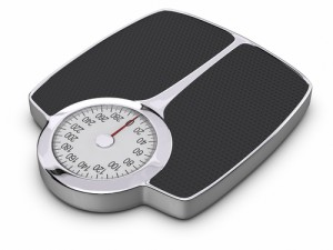 Specialist bathroom scales