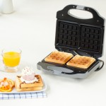 How to choose a toasted sandwich maker