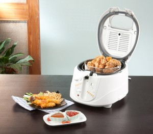 Getting the most out of your electric fryer